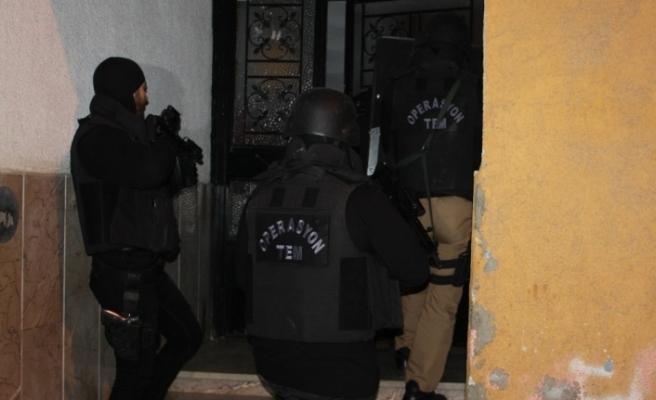 Şanlıurfa'da aranan 13 şahıs yakalandı