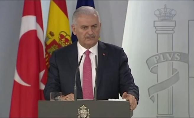 """""""Terör örgütlerine karşı İspanya ve Türkiye çetin mücadele verdi"""""""