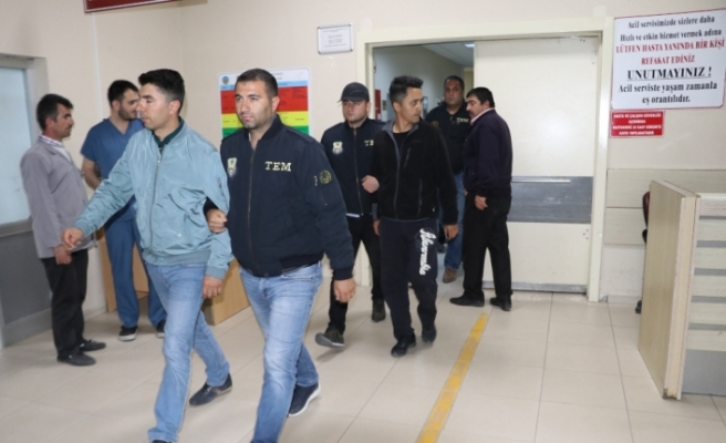 TSK'da FETÖ operasyonu: 35 gözaltı