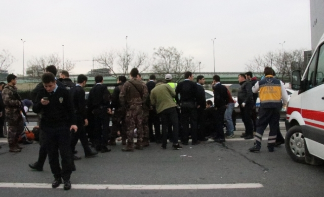 Vali: 8 polis yaralandı