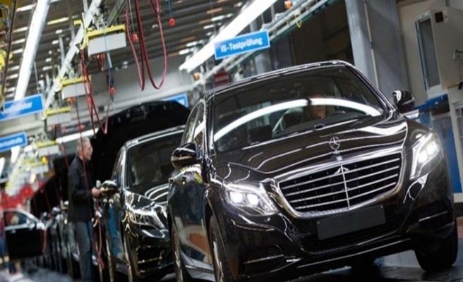 Avrupa otomobil pazarı ilk beş ayda yüzde 2,6 arttı