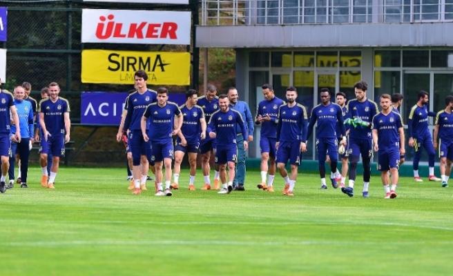 Fenerbahçe Konyaspor maçı hazırlıklarına devam etti