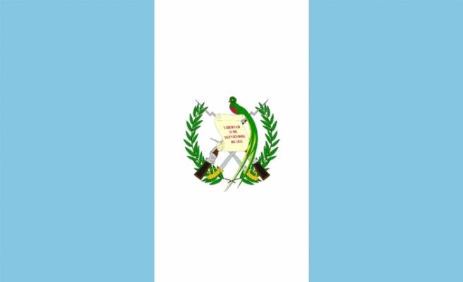 Guatemala da Kudüs'te elçilik açtı