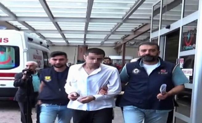 Sınırda 4 DEAŞ'lı yakalandı