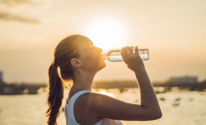 Su ihtiyacımız kullandığımız enerji miktarına göre belirleniyor