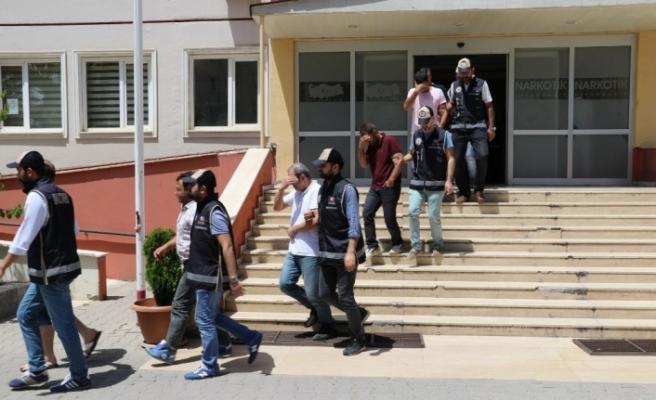 1 milyarlık tefecilik operasyonunda 16 tutuklama