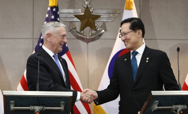 """""""ABD, Güney Kore'den askerlerini çekmeyecek"""""""