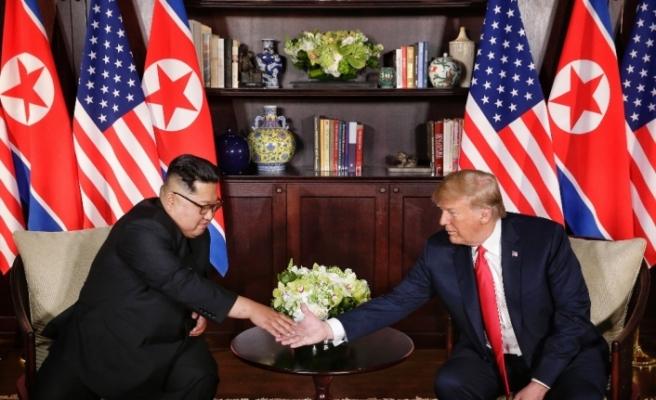 ABD ve Kuzey Kore'den ortak bildirge