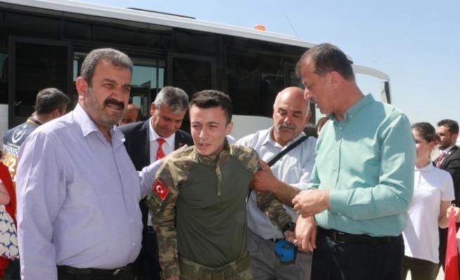 Afrin Gazisi: Üsteğmen, 'Son mermileri sakla' dedi