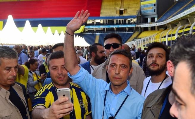Ali Koç Fenerbahçe'nin yeni başkanı oldu