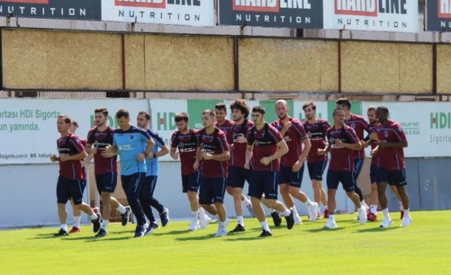 Antrenmanlara katılmayan 3 futbolcu için noter tespiti yapıldı