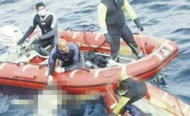 Batan kaçak göçmen gemisindeki ölü sayısı 46'ya yükseldi