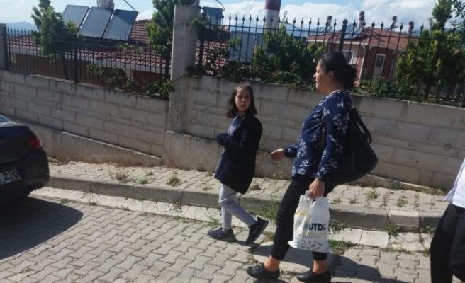 Berfin Niksar'da annesine teslim edildi