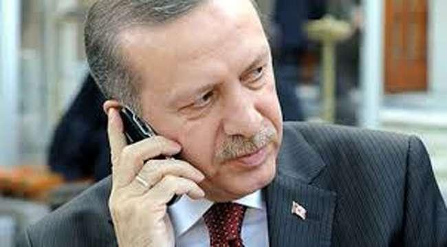 Cumhurbaşkanı Erdoğan, Somalili mevkidaşı ile telefonda görüştü