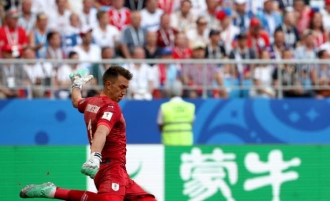 Dünya Kupası'nda gol yemeyen tek kaleci