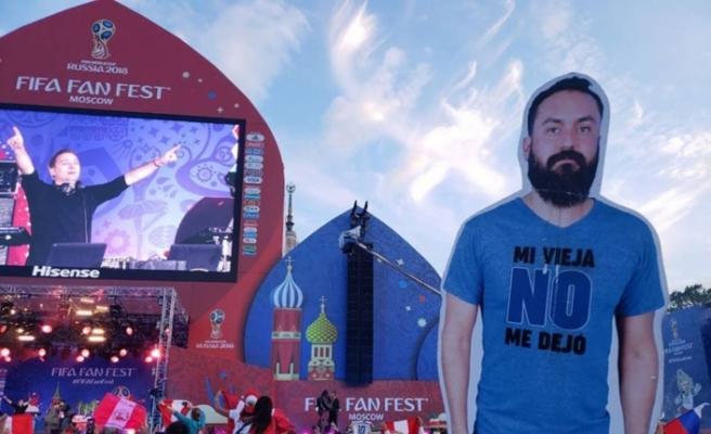 Dünya Kupası'nın sembolü Meksikalı Javier kayboldu