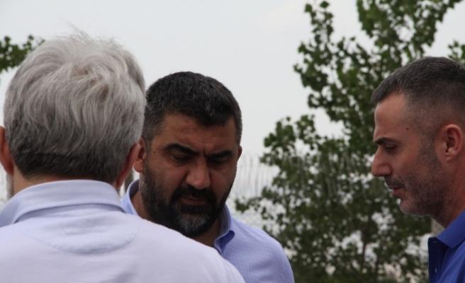 Eskişehirspor Ümit Özat ile görüştü