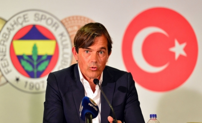''Fenerbahçe gibi çok önemli bir fırsat çıktı önüme''
