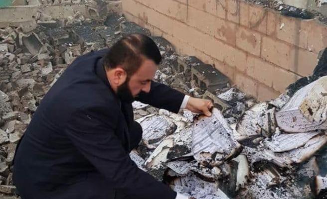 Irak'ta seçim sandıkları yangınında yeni tutuklama kararı