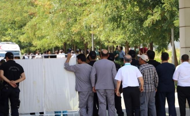 Kahramanmaraş'taki çatışmada yaralanan 4 asker hastaneye kaldırıldı