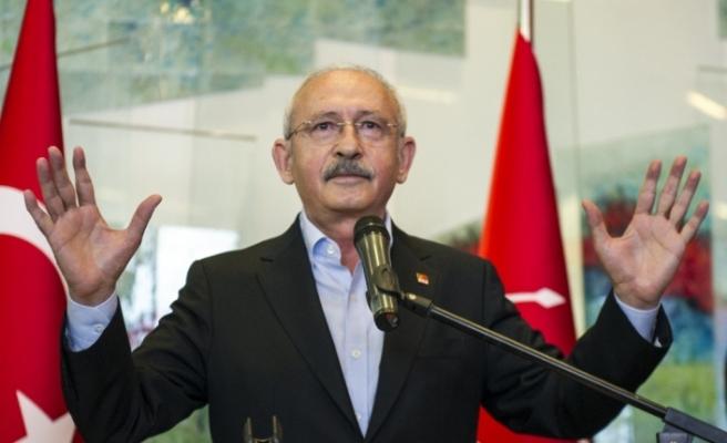 Kılıçdaroğlu'ndan 'Muharrem İnce' açıklaması