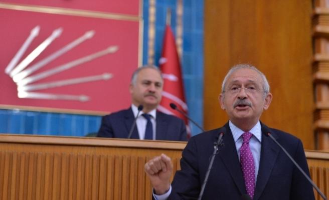 Kılıçdaroğlu'nun Erdoğan'a hakaret davası karara kaldı