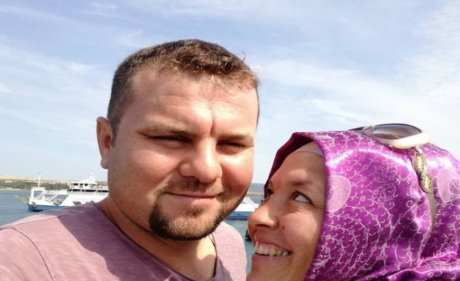 Koca dehşeti: Eşini 20 yerinden bıçakladı