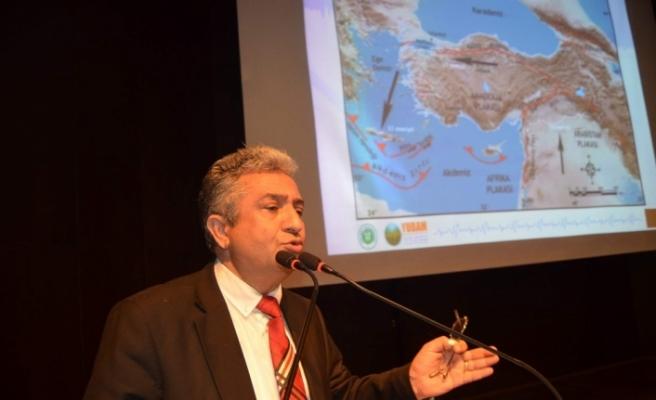 """""""Marmara'da 30 yıl içinde büyük bir deprem..."""""""