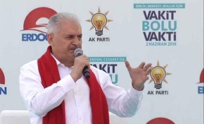"""""""Milletin hislerine yabancı olanlar AK Parti'yi anlayamaz"""""""