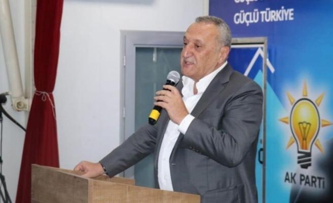 """""""Oğlumun AK Parti'de siyaset yapması..."""""""