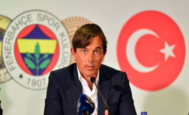 Phillip Cocu resmen Fenerbahçe'de