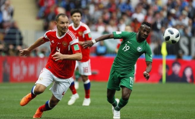 Rusya, Dünya Kupası'na çok farklı başladı