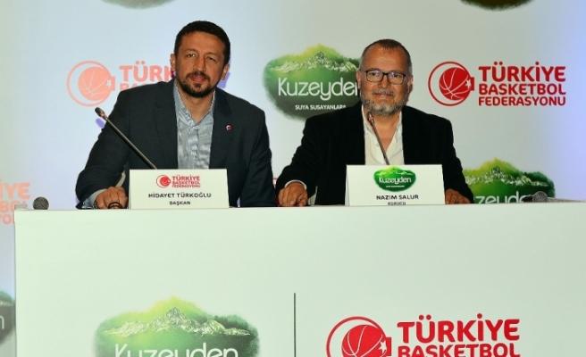 TBF, Kuzeyden ile sponsorluk anlaşması imzaladı