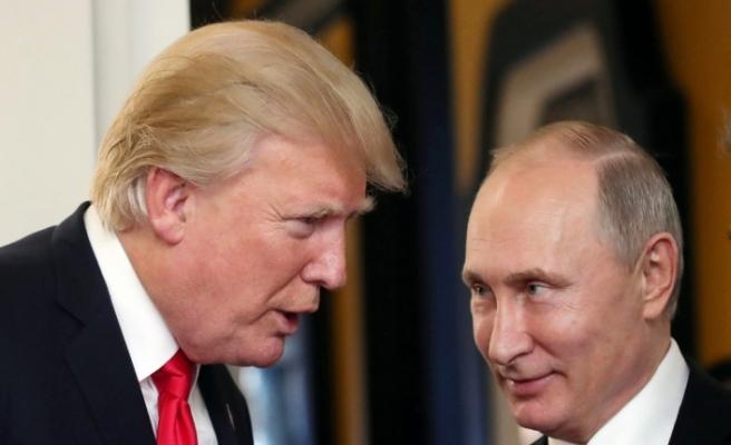 Trump, Putin ile Helsinki'de görüşebilir
