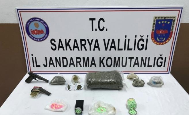 Uyuşturucu tacirlerine bayram öncesi operasyon