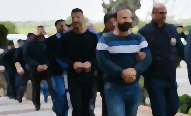 16 ildeki FETÖ operasyonunda 34 tutuklama