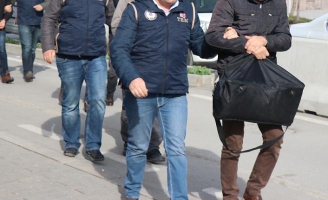 517 aranan şahıs yakalandı, 84 kişi gözaltına alındı