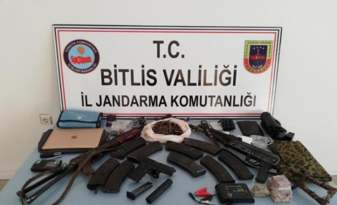 Bitlis'te 6 terörist etkisiz hale getirildi