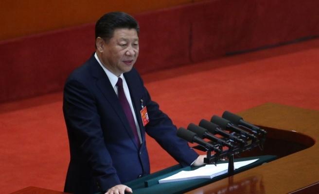 Çin Devlet Başkanı Xi Jinping'den Erdoğan'a taziye mesajı