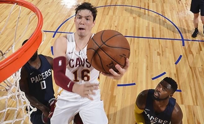 Cleveland Cavaliers'ı Cedi Osman sırtladı