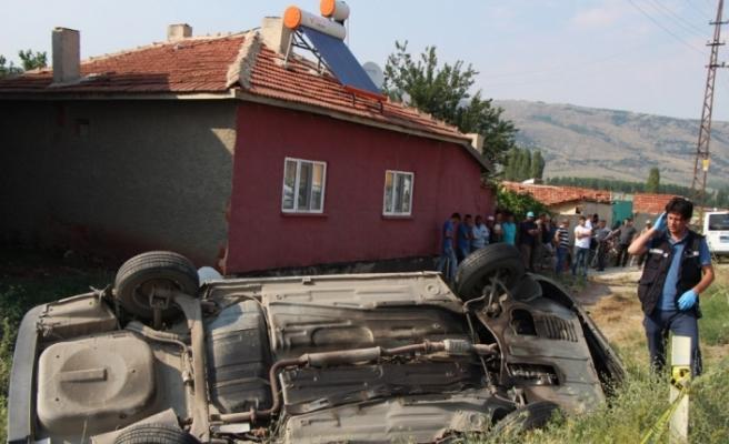 Eskişehir'de trafik kazası: 2 ölü, 2 ağır yaralı