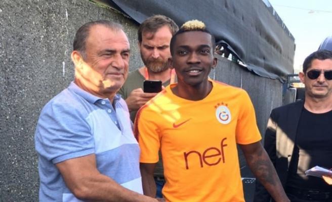 Galatasaray Onyekuru'yu KAP'a bildirdi