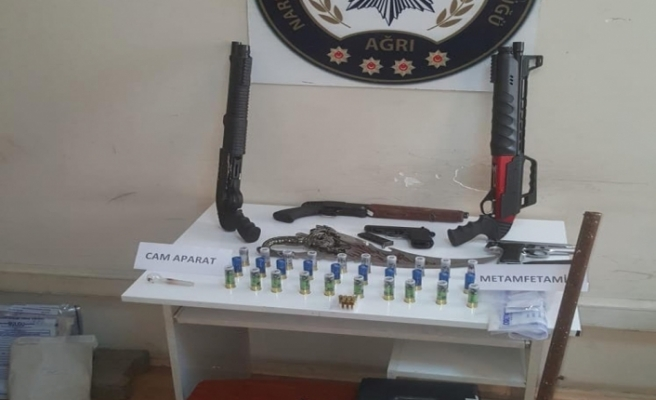 İki ilde uyuşturucu operasyonu: 10 tutuklama