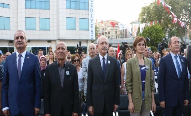 Kılıçdaroğlu'ndan Avrupa'ya 'Srebrenitsa katliamı' eleştirisi