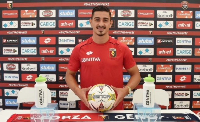 Koray Günter Genoa'da