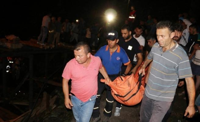 Madendeki göçükte 2 işçi hayatını kaybetti