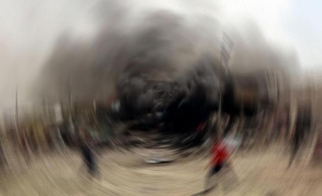 Mitingde intihar saldırısı: 12 ölü, 35 yaralı