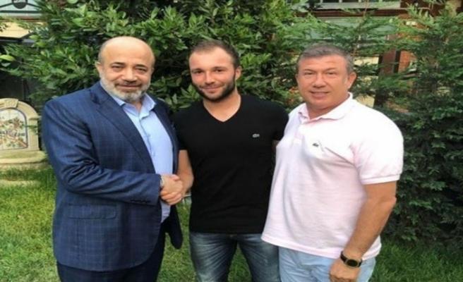Murat Akın Adana Demirspor'da