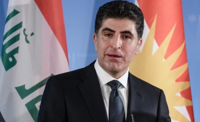 Neçirvan Barzani yarın Türkiye'de