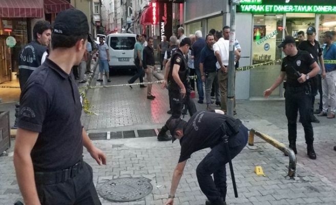 Samsun'da park kavgası: 1 ölü, 1 yaralı